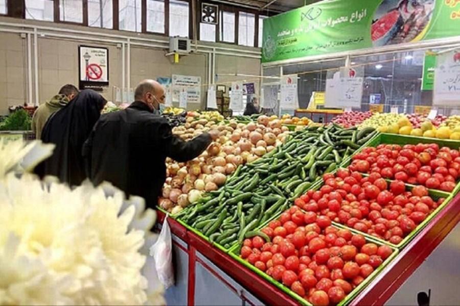 کاهش  قیمت توتفرنگی، انگور و موز در میادین میوه و تره بار