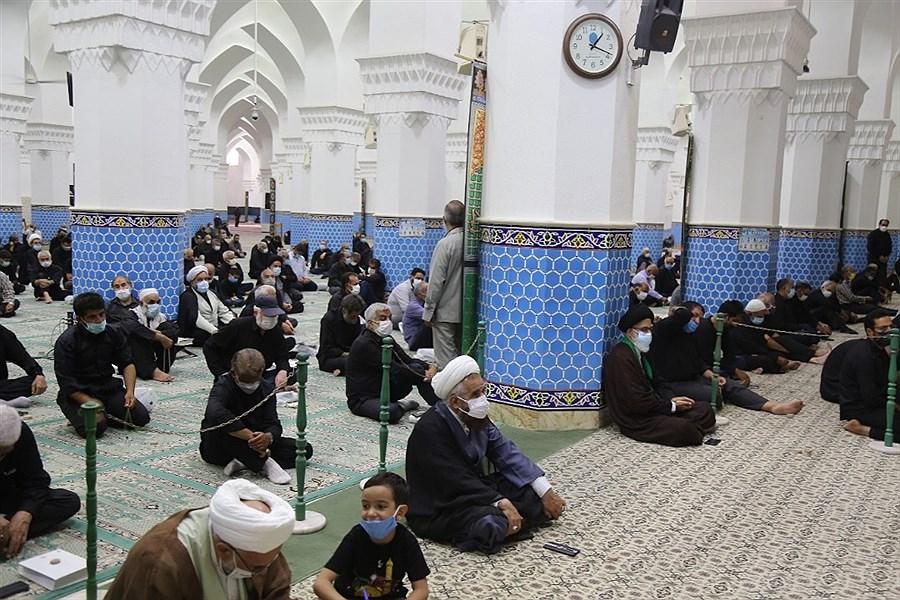 اقامه نماز جمعه این هفته یزد به روایت تصویر