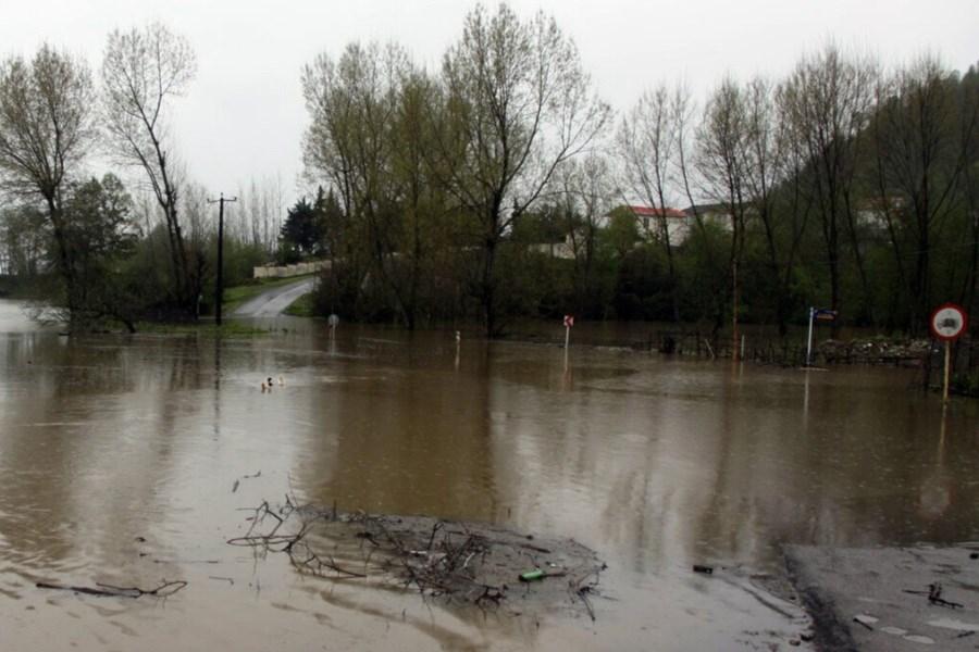 هشدار هواشناسی نسبت به وقوع سیلاب در غرب گلستان