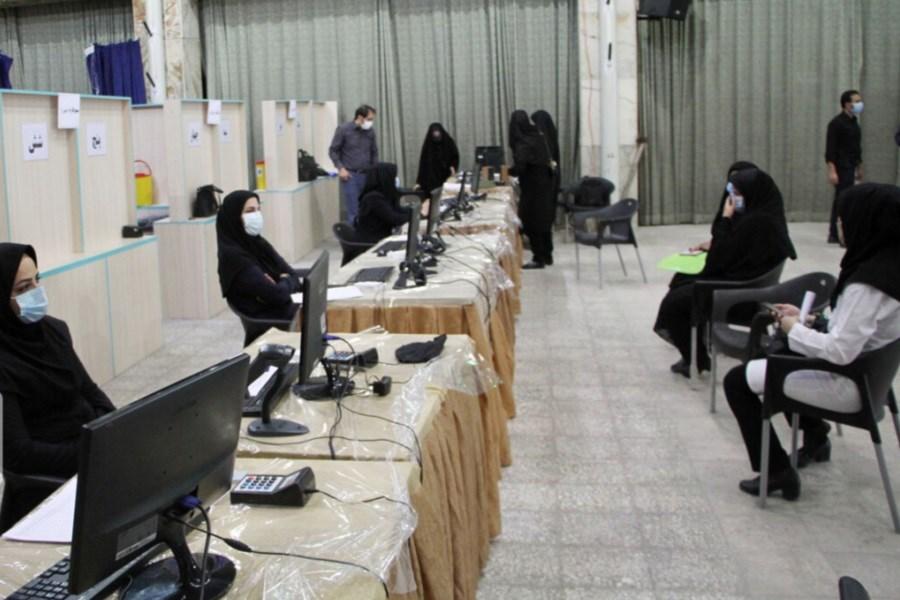 افزایش تعداد مراکز بزرگ واکسیناسیون در تبریز