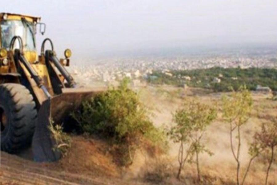 رفع تصرف از 70 هکتار از اراضی ملی سیستان و بلوچستان