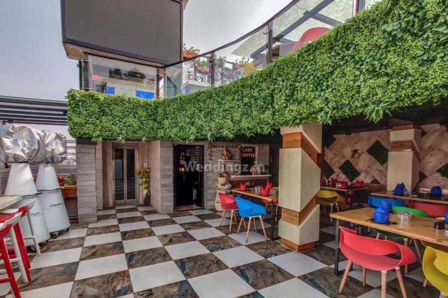 تصویر معرفی بهترین کافه های روباز تهران