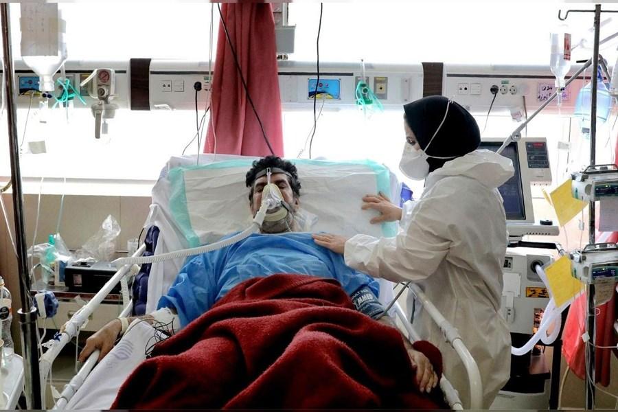 ۶۱۰ بیمار دیگر جان باختند