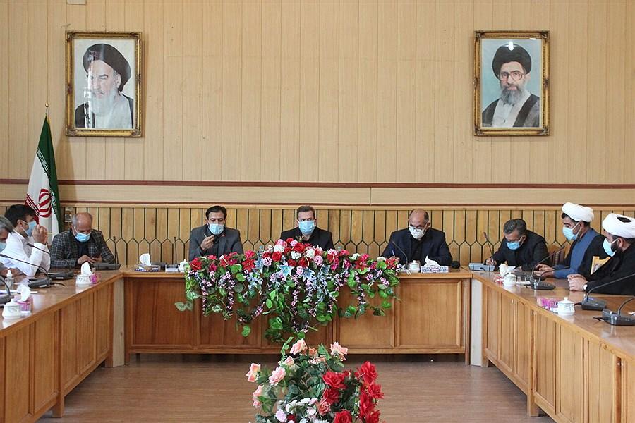 انوشیروان محمودی شهردار اقبالیه شد