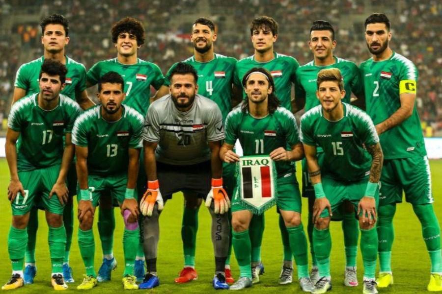 تیم ملی عراق به مصاف کایسری اسپور می رود