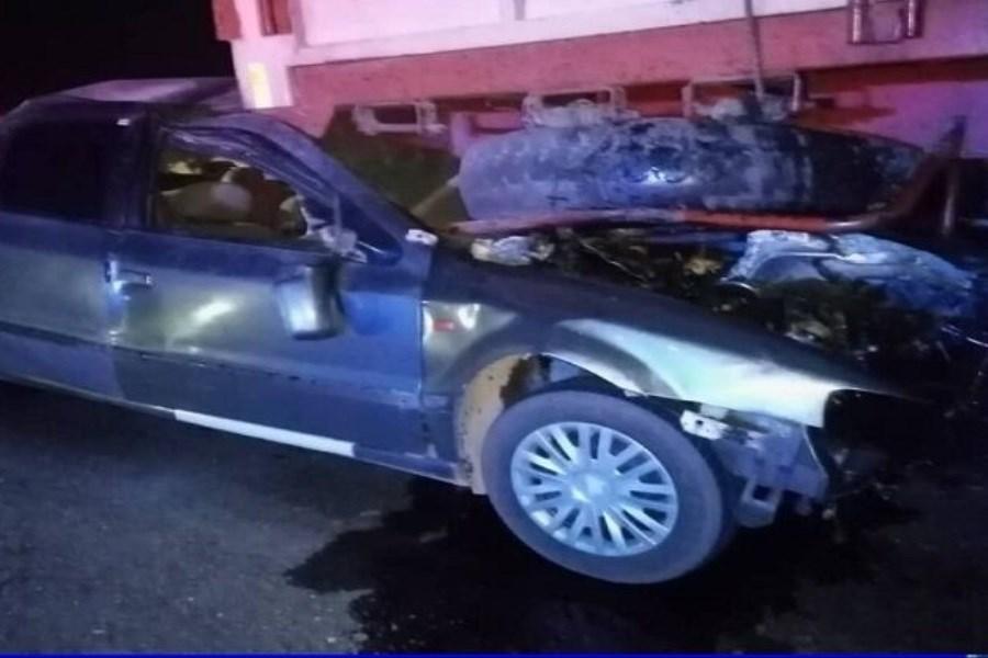 مرگ 2 جوان در رفسنجان به علت خوابآلودگی هنگام رانندگی