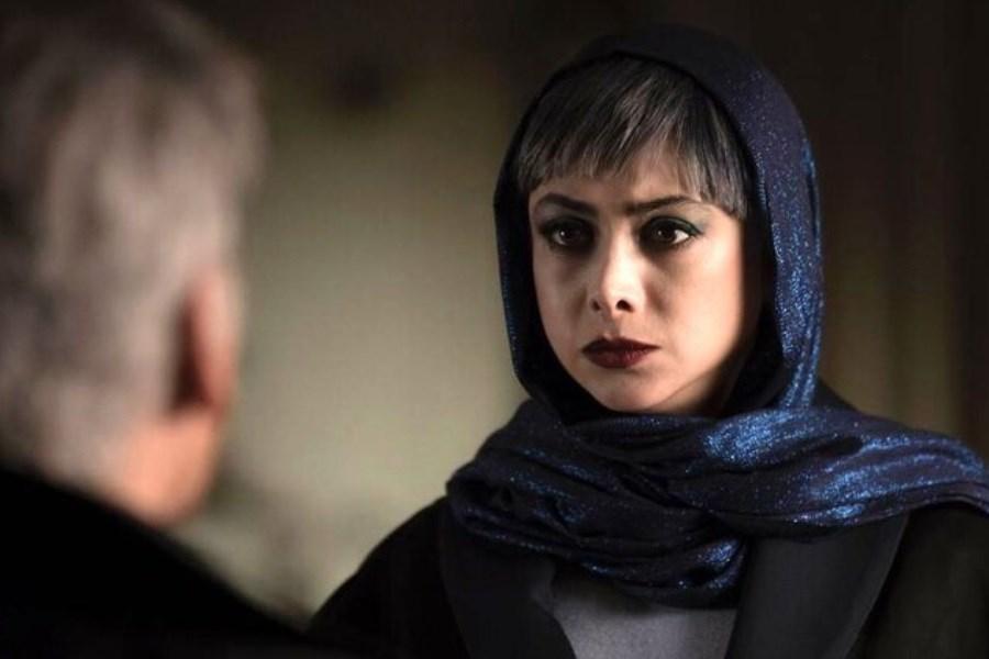 تصویر بازیگر زن مشهور در حال غواصی!