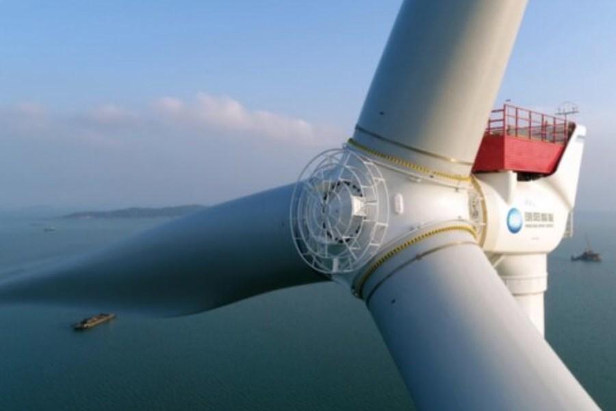 رونمایی از بزرگترین توربین بادی جهان