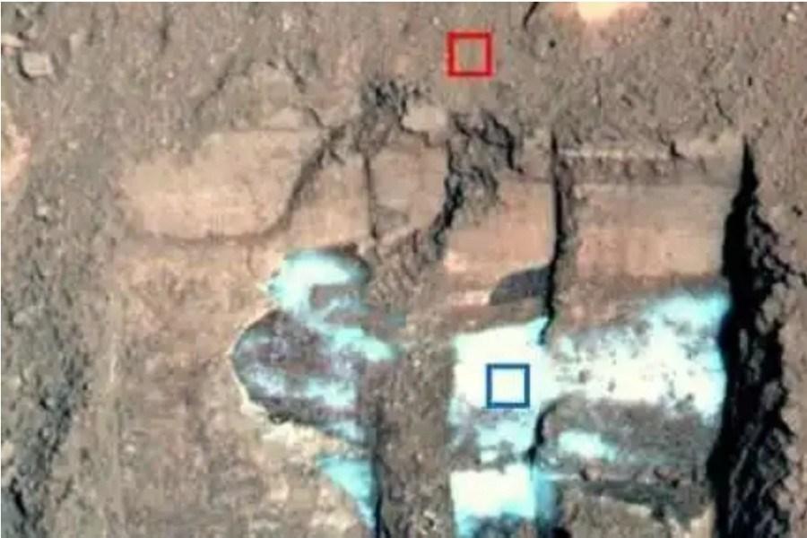 آیا برفهای مریخ غبارآلودند؟