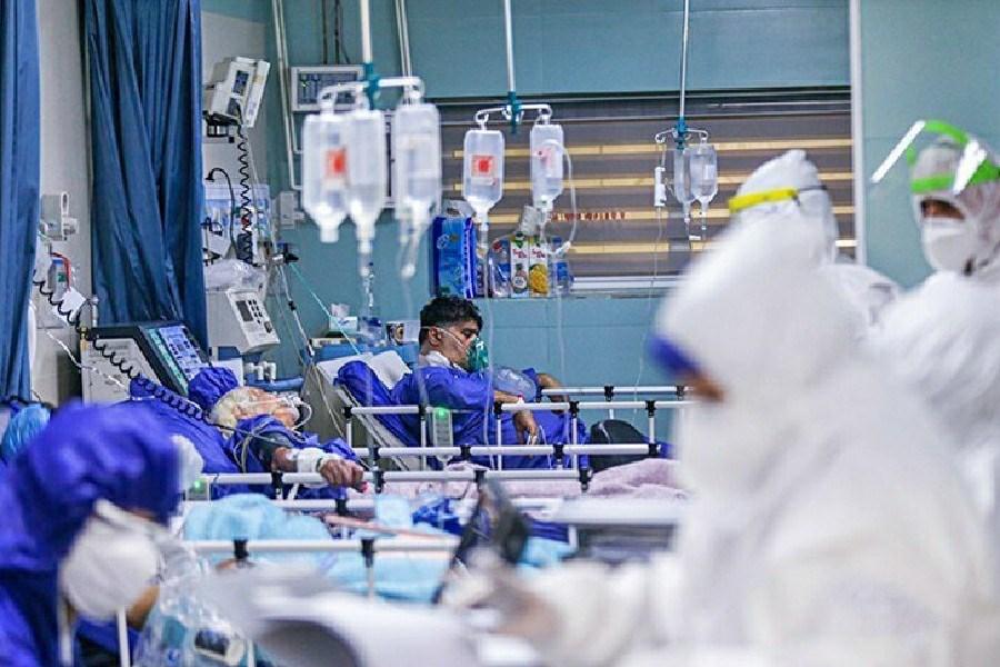 فوت ۶۹۴ بیمار جدید کرونا/ شناسایی ۳۶ هزار و ۷۵۸ بیمار در شبانهروز گذشته