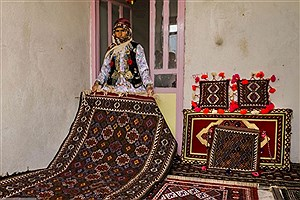 تصویر  بازارچه دائمی صنایعدستی در اسفراین راهاندازی میشود