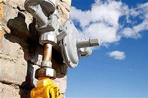 تصویر  گازرسانی به 8 واحد صنعتی و2 روستای مریوان