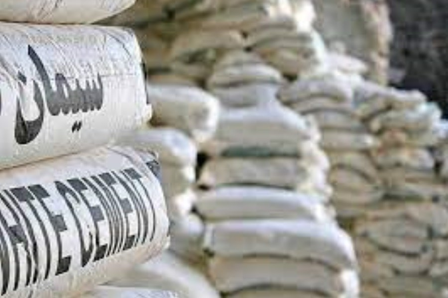 تعادل بازار سیمان با عرضه در بورس کالا