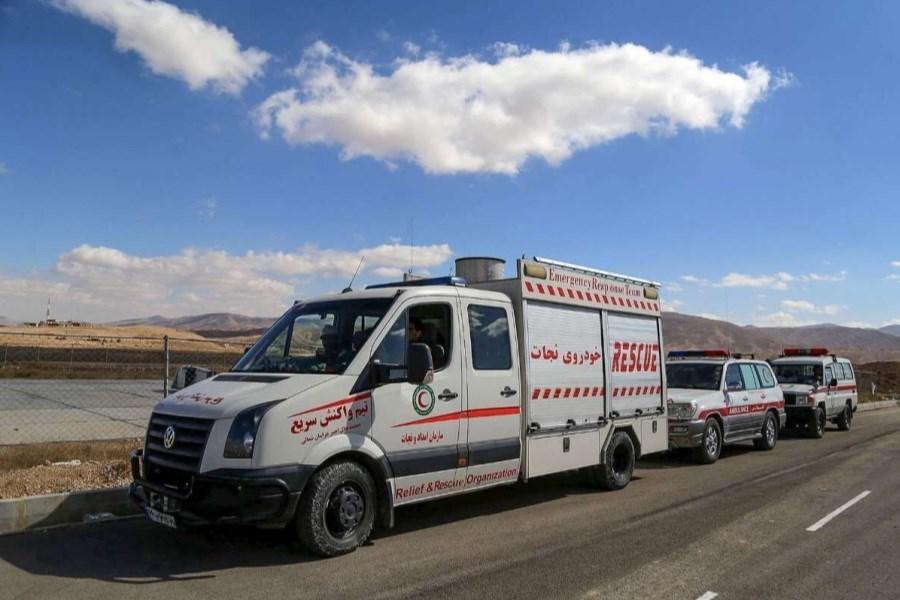 پایگاه امداد ایمر گنبدکاووس خودروی نجات ندارد