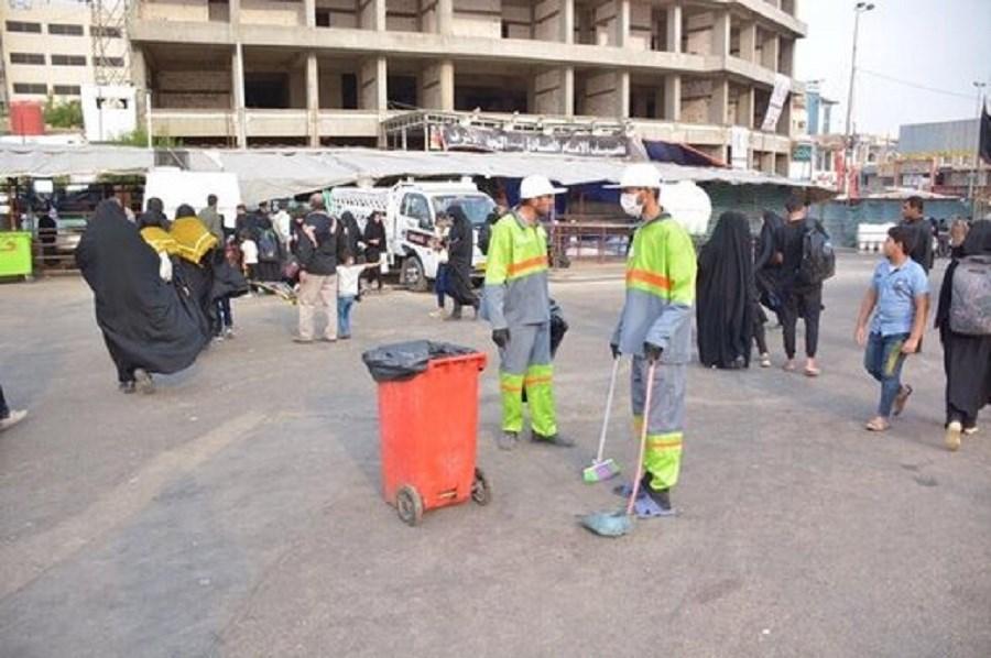 انتقاد به وضع نظافت پایتخت