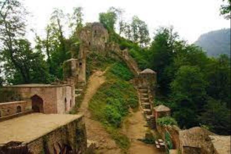 ۲۴ اثر طبیعی گیلان در فهرست ثبت آثار ملی کشورقرار دارد