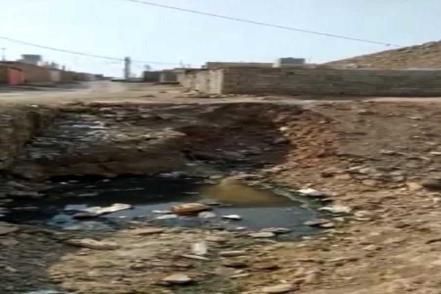 """پل فراموش شده"""" ریل وی"""" در مسجد سلیمان + فیلم"""
