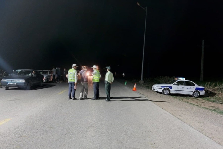 ادامه محدودیت تردد در راههای جنوب استان اردبیل