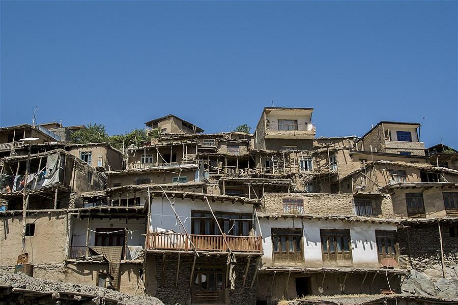 روستای تاریخی کنگ مشهد