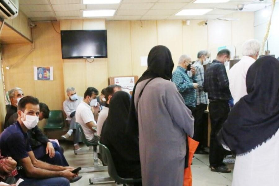 وضعیت نوبتدهی سیتیاسکن به بیماران کرونا در بندرعباس