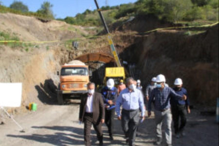 هماهنگی بینظیر اداره کل راه و شهرسازی اردبیل با شرکت ساخت