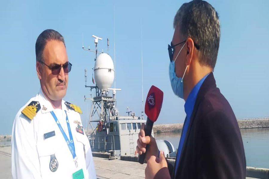 ایران همچنان صدر نشین رقابتهای بینالمللی نظامی «جام دریا»