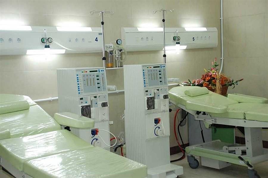 بهره برداری از بیمارستان 32 تختخوابی لیکک تا 2 ماه آینده