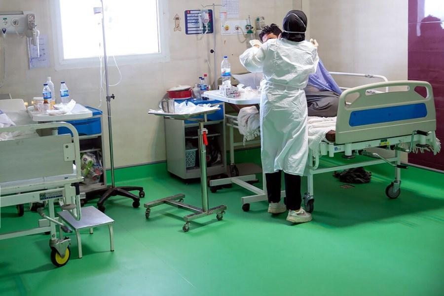 کاهش موارد بستری بیماری کرونا در خراسان جنوبی