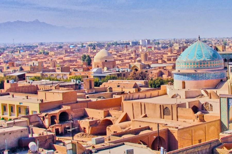 مکان های دیدنی و حیرت آور یزد