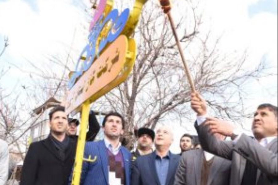 گازرسانی به 4 روستای طالقان