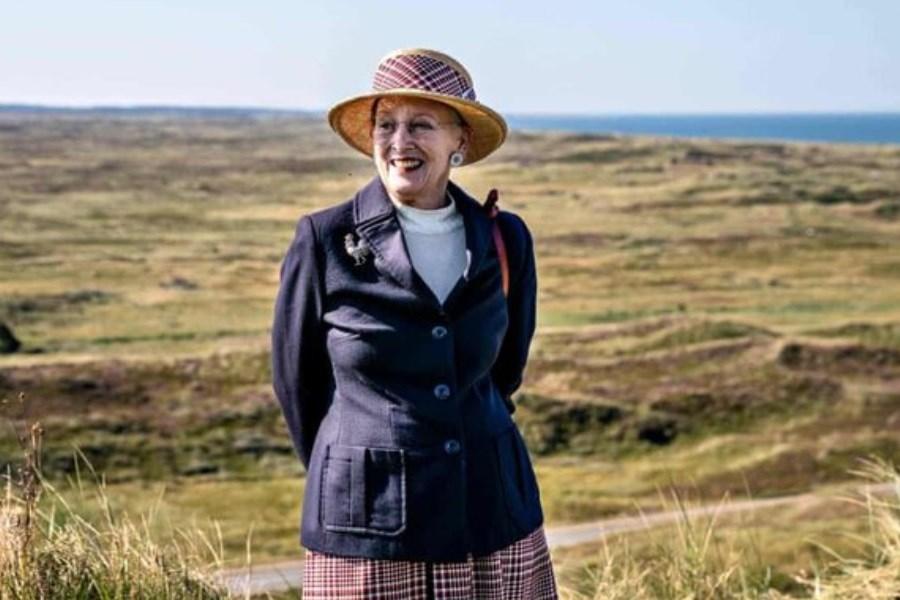 طراح صحنه ملکه دانمارک برای یک فیلم