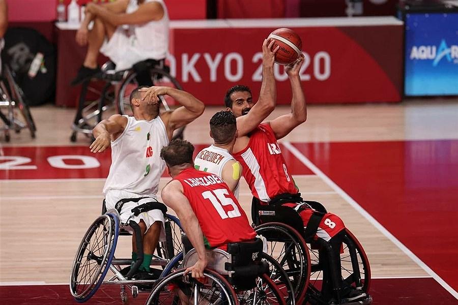 بسکتبال با ویلچر ایران نهم شد