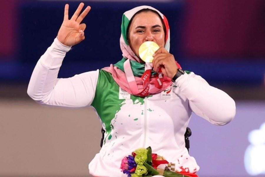 از بالارفتن پرچم ایران خوشحالم