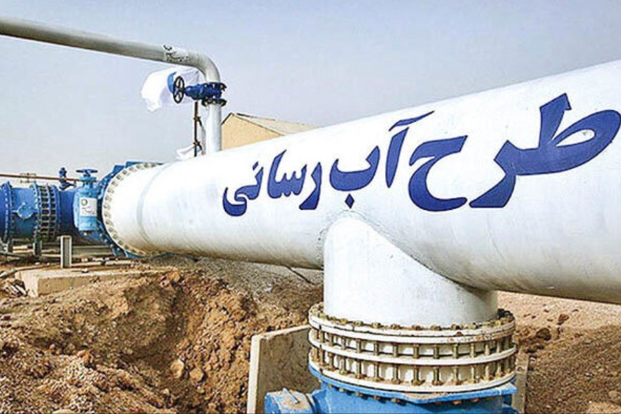 پیشرفت 98درصدی خط انتقال آب نهند به تبریز