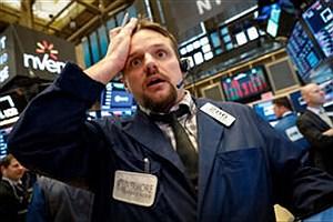 تصویر  جهش سهام آمریکا پس از ریزش های متوالی