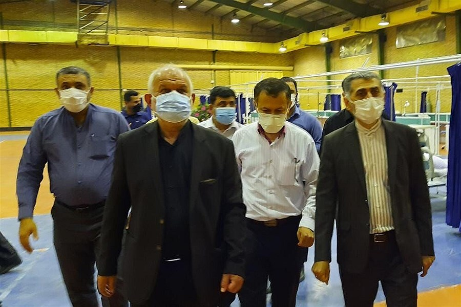 راهاندازی ۲ مرکز درمان اضطراری کرونا در بندر ماهشهر