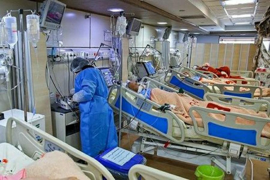 تصویر شناسایی ۱۹۷۳۱ بیمار جدید/۴۵۲ بیمار کووید۱۹ جان باختند