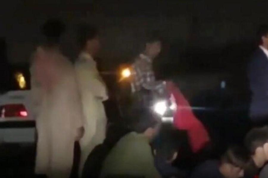 تصویر ماجرای حضور اتباع افغانی در جایگاههای سوخت تبریز
