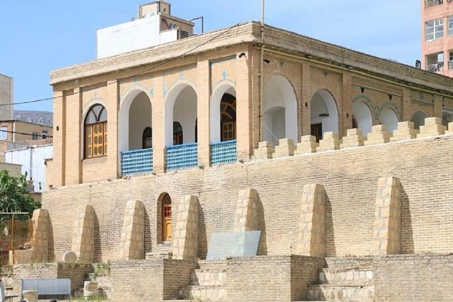 تصویر معرفی شکوه معماری قاجار در قلعه والی+ تصاویر
