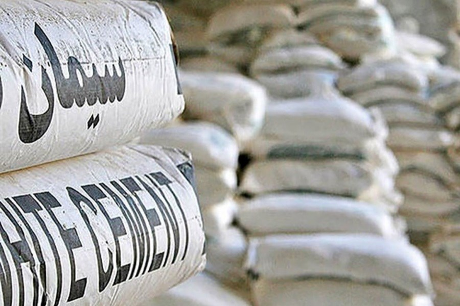10.7 میلیون تن سیمان در بورس کالا معامله شد