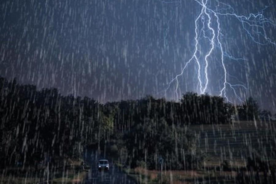 بارش باران از روز سه شنبه اوج میگیرد