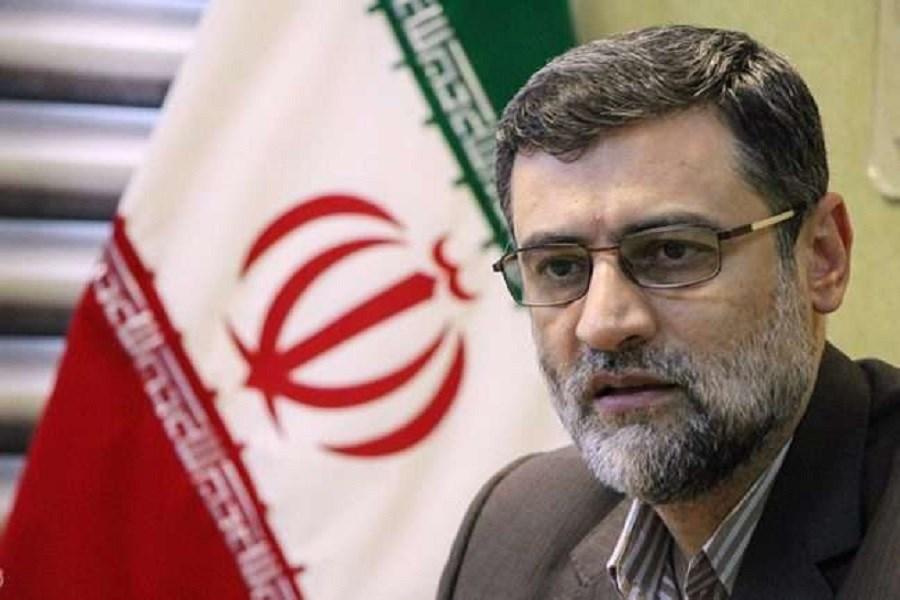 اعلام وصول استعفای قاضی زاده هاشمی در مجلس