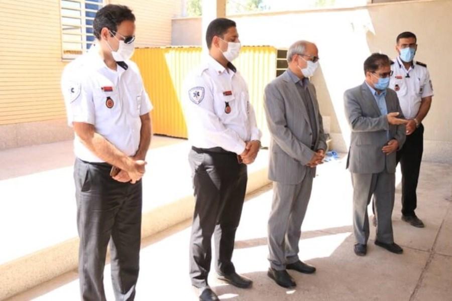 افتتاح ۴ پروژه در رفسنجان و انار از سوی دانشگاه علوم پزشکی
