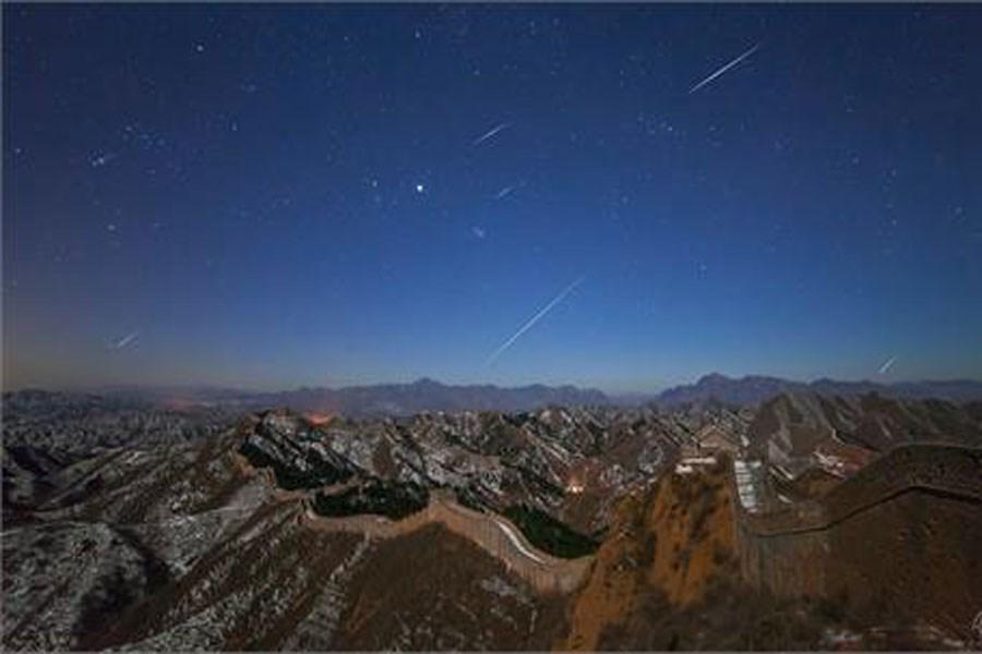 صورت فلکی چین برای پیشبینی بلایای طبیعی