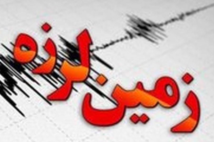 زلزله در مرز خراسانجنوبی و اصفهان