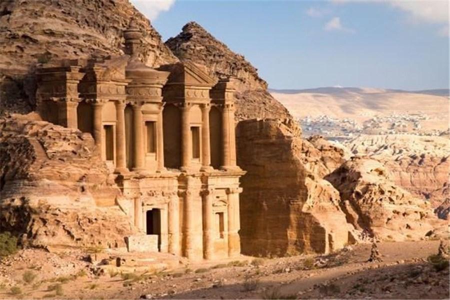 شهر باستانی پترا، یکی از عجایب جهان!