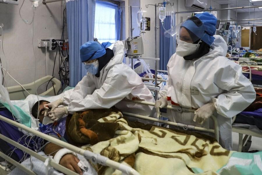 کاهش تعداد بیماران بستری کرونا در استان اردبیل