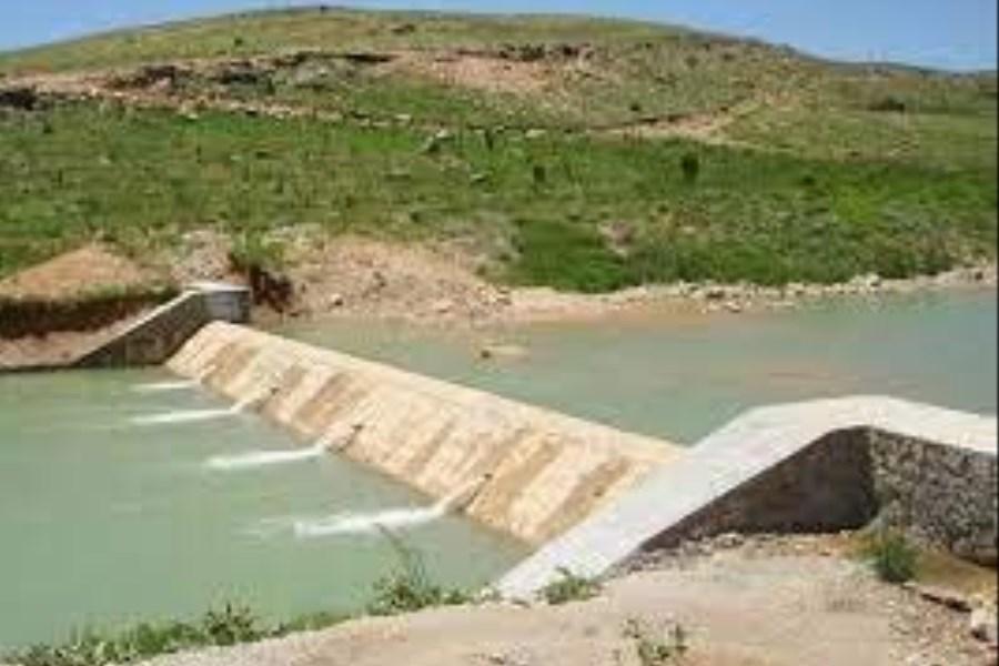 افتتاح ۶ طرح آبخیزداری و بیابانزدایی در مهرستان سیستان و بلوچستان