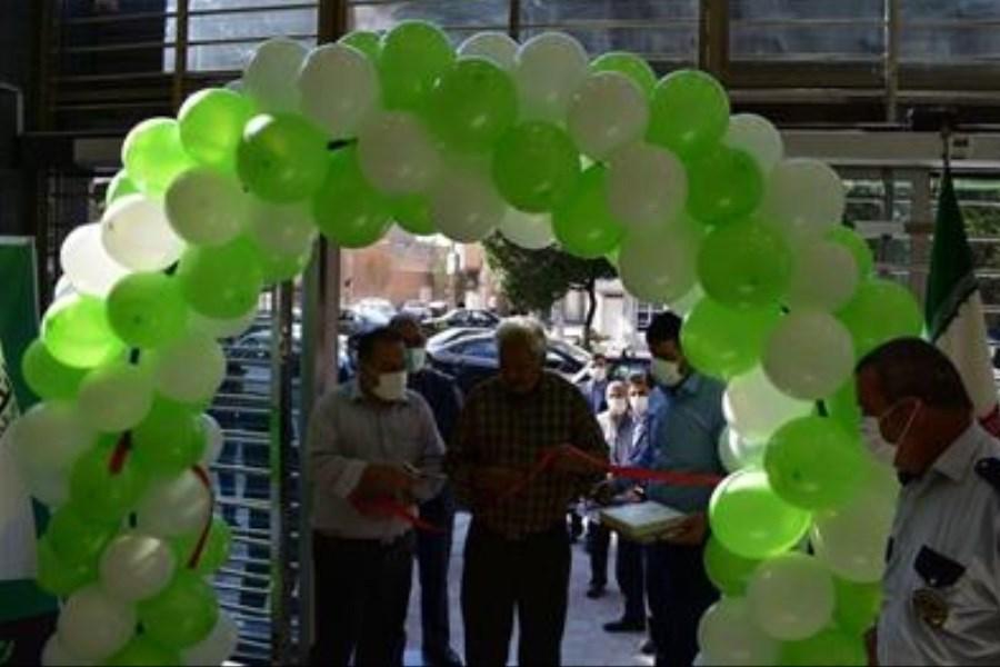 افتتاح ساختمان جدید شعبه عباسی بانک مهر ایران تبریز
