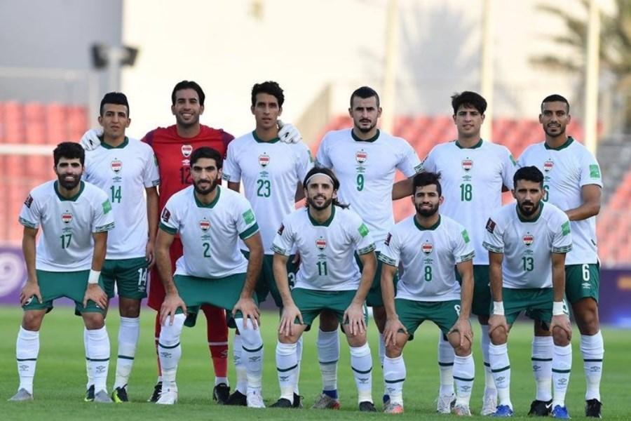 تساوی عراق و امارات در مرحله نهایی انتخابی جام جهانی